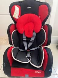 Cadeira bebê infanti + macaco Fisher price