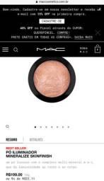 Po Iluminador MAC Mineralize Skinfinish