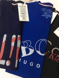 Camisas importadas 1ªlinha premium malha peruana.bone new era de brinde