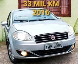 Título do anúncio: Imperdível linea 2016 33 mil km único dono