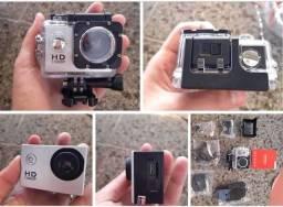Câmera filmadora ação sports HD gopro