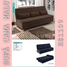 Sofá sofá cama malu