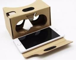 Óculos Virtual Assembling Virtual Reality Cardboard W/ Resi Pronta Entrega