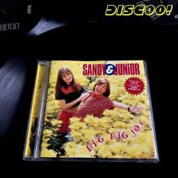 CD Sandy e Junior - Dig Dig Joy