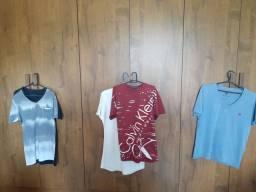 Conjunto Camisas