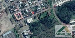 Título do anúncio: Terreno em rua - Bairro Oficinas em Ponta Grossa
