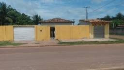 Casa em Salvaterra.
