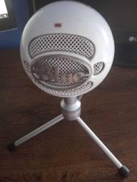 Título do anúncio: Microfone Blue Snowball - USB