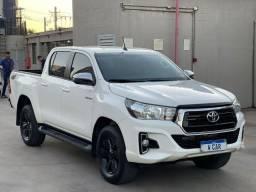 Toyota Hilux CD Diesel 4x4 Automatica