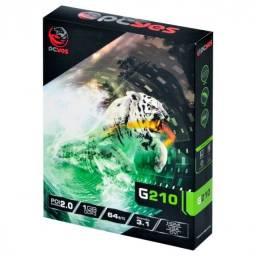 Placa de Video GeForce G210 1GB ddr3 64 Bits com Low Profile