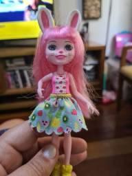 Boneca Enchantimals Bree Bunny <br><br>