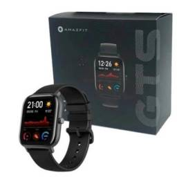 Relogio Smartwatch Amazfit Fashion Gts Black A1914 Novo Lacrado
