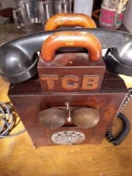 Telefone antigo retrô