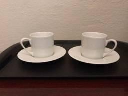 Título do anúncio: 24 Xícaras de café com pires