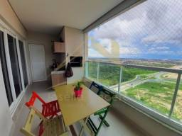 Apartamento com 2 quartos no condomínio residencial Brasil Beach - Bairro Despraiado em C