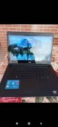 Notebook Dell semi novo nenhum arranhão