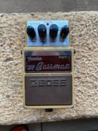 Título do anúncio: Pedal Fender Bassman