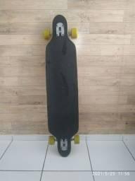 Skate Long Board Drop Thru
