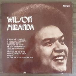 LP Disco De Vinil Wilson Miranda (1973) *ótimo estado