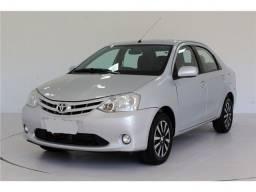 Título do anúncio: Toyota Etios 2015 1.5 xs 16v flex 4p manual