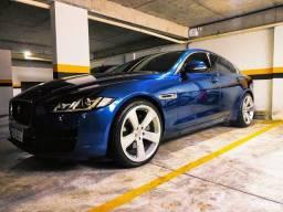 Jaguar XE R-Sport carro com histórico de manutenção