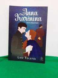 "Título do anúncio: Vendo livro ""Anna Karênina"" - Novo!"