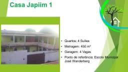 Título do anúncio: casa no japiim, prox escola municipal josé wandeberg