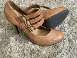 Sapato em couro Bottero n.38