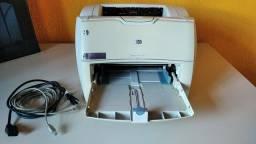 Impressora a laser HP - usada