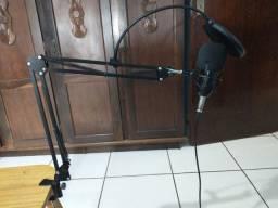 Kit microfone bm800