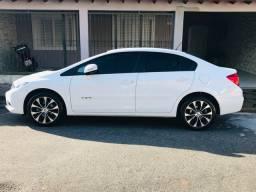 Honda Civic LXR 2.0 (((Branco))) 2015