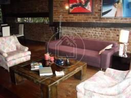 Casa à venda com 3 dormitórios em Cosme velho, Rio de janeiro cod:754121