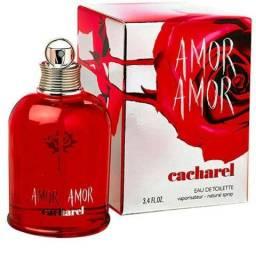 Perfume amor amor cacharrel 100ml originale lacrado