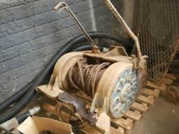 Guincho 33 toneladas TMO
