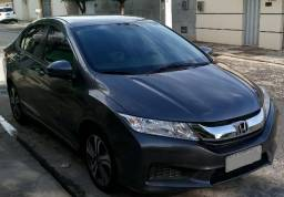 Honda City LX - Automático - CVT - 2015