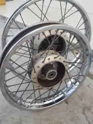 Rodas originais da biz 125