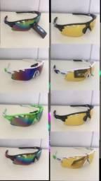 Óculos para ciclismo - Várias cores