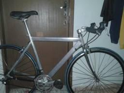 Troco bicicleta de corrida por bicicleta aro 29