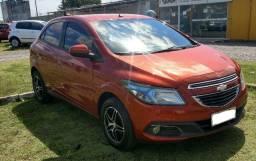 Chevrolet Onix LT 1.4 Manual Quitado/Único dono/Couro/Mylink - 2013