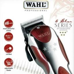 Máquina de cortar cabelo profissional original Wahl