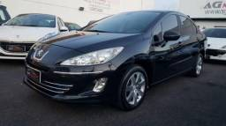 PEUGEOT 408 SEDAN ALLURE 2.0 FLEX 16V 4P AUT. - 2011