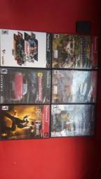 Vende-se Games para ps2 e Memory Card 8 MB