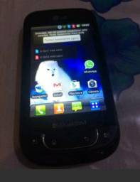 LG Optimus Dual chip (com WhatsApp)