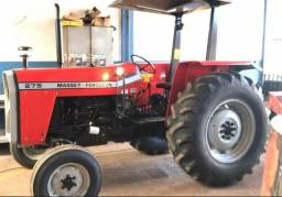 Massey Ferguson 275 Trator Agrícola Revisado MF275 1995