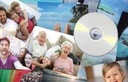Confecção de Vídeo DVD's Personalizados