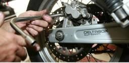 Curso Mecânica de Moto