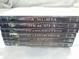 Coleção Monstros Universal (6 dvds)