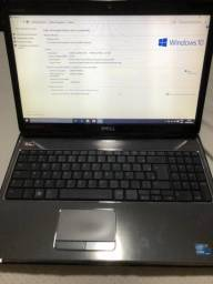 Notebook Dell i5 4gb ram