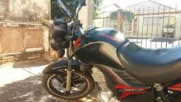 Vendo Honda/cg 150 fan ESDI pego moto menor valor tem que ser Honda - 2013