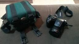 Maquína fotográfica s profissional